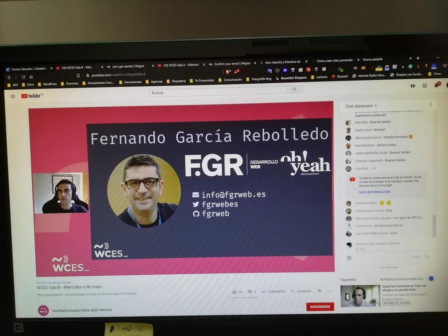 fernando-garcia-rebolledo-ponente-wordcamp-españa-2020