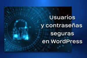usuarios seguros wordpress